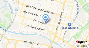 Пожарно-спасательная часть № 2 Зареченского района 19-й отряд ФПС ГУ МЧС России по ТО на карте