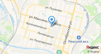 Торговый комплекс Хопёр на карте