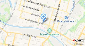 Фирма РБМ на карте