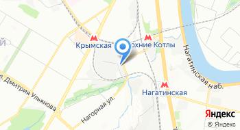 Интернет-магазин Инспект, офис на карте