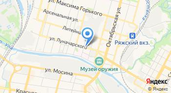 Русский Фейерверк на карте