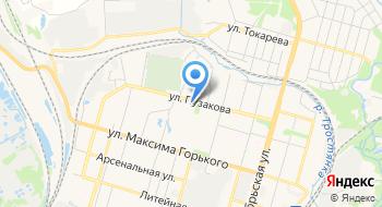 Интернет-магазин sngmarket.ru на карте