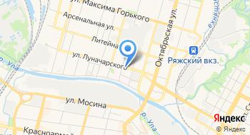 СКат-Стройкомплектация на карте