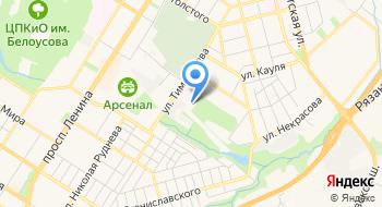 Частный архитектор-дизайнер Ирина Ивашкина на карте