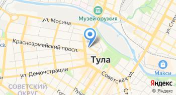 Веб-Эталон на карте