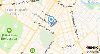 Тульская Епархия Русской Православной Церкви Московский Патриархат на карте