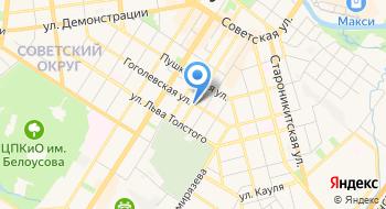 РожковЪ на карте