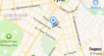 Удостоверяющий центр ПФ СКБ Контур на карте