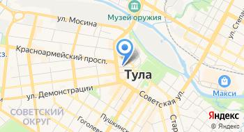 Нотариус Коростелева Валентина Анатольевна на карте