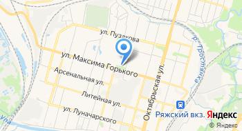 Магазин Пересвет на карте