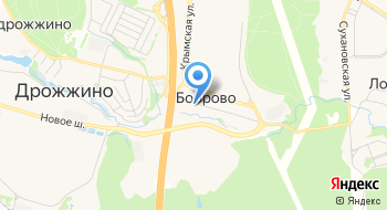 РеКро на карте