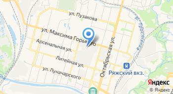 Интернет-магазин Тульский пряник на карте