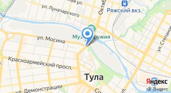 Ведущий Губанов Денис на карте