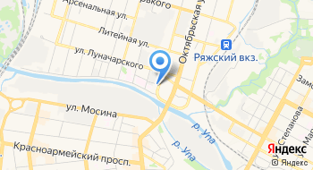 Центр информационных технологий на карте