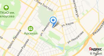 ТулГазКом на карте