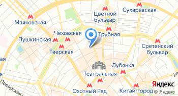 Агентство Интернет-агитация на карте