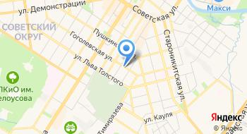 Психолог Григоровская Екатерина Геннадьевна на карте