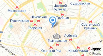 Санаторий Елочки, Офис Продаж на карте