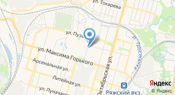 Станция скорой медицинской помощи Подстанция № 3 на карте