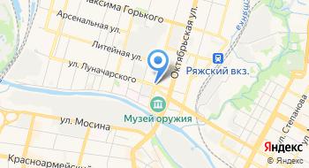 Кафе Маяк на карте