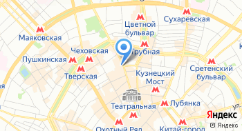Сервер на карте