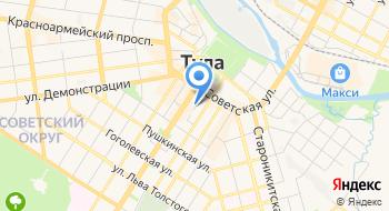 Нотариус Грезина Татьяна Львовна на карте