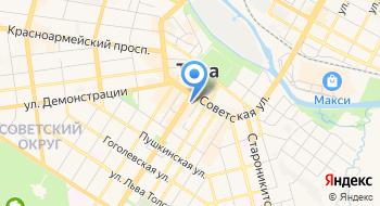 Интернет-магазин Матрас-кровать на карте