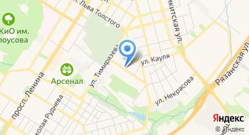 КурьерExpress на карте