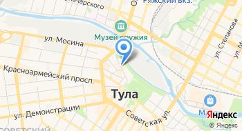 Школа танцев Марии Стаценко MegaDance на карте