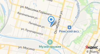 Театр танца Экспромт на карте