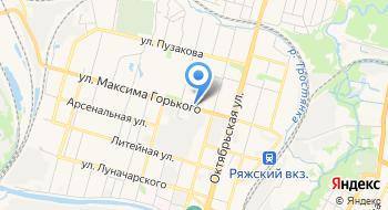 Автошкола Толк-Тула на карте