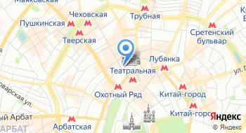 МастерСайт на карте