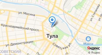 InnDays на карте