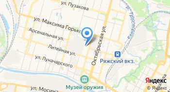 Оазис на карте