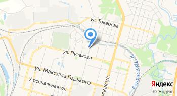Сервис-пол на карте