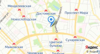 Центр правовой поддержки на карте