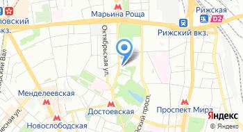 Центр спортивных технологий Москомспорта на карте