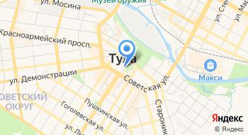 ГУП ТО Киреевский ветеринарно-санитарный утилизационный завод на карте