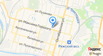 Еврохимчистка Бизнес-Партнер, приёмный пункт на карте