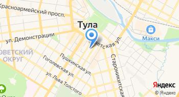 Yota-system на карте