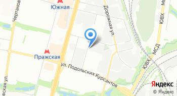 Индарт на карте