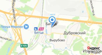 Пункт заправки на карте