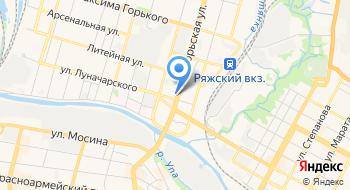 Научно-культурный центр Представительство Музея-усадьбы Л.Н. Толстого Ясная поляна на карте