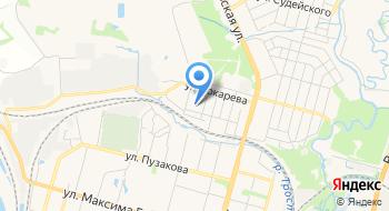 ГУЗ Тульская областная стоматологическая поликлиника на карте