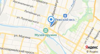 Русское Поле на карте