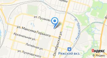 МБУ ДО Центр психолого-педагогического и социального сопровождения на карте