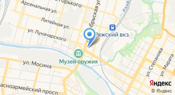 Магазин Спецодежда на карте