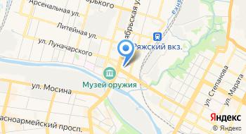 Центр торгового оборудования на карте