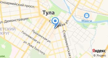 Ташкент на карте