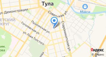 ГУКС ТулоблУКС на карте
